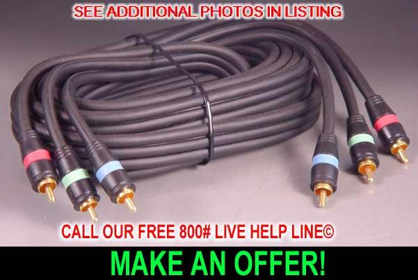 Pomona Multi-Stacking Double Banana Plug Cables 2BB-48