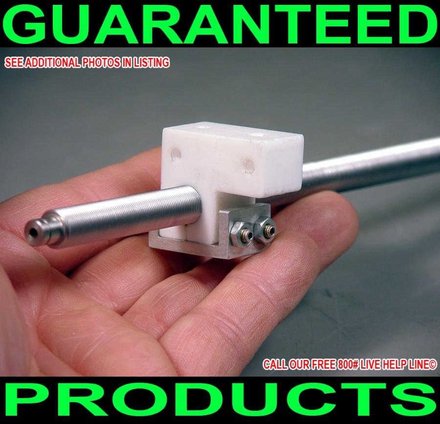 2 set Anti Backlash 16mm Lead screw RM1605-240//800mm-C7+ball nut+end machine CNC