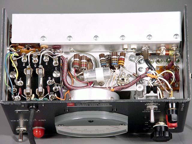 400 200 Volt Dc Power Supply 6 3v Filament Tube Audio