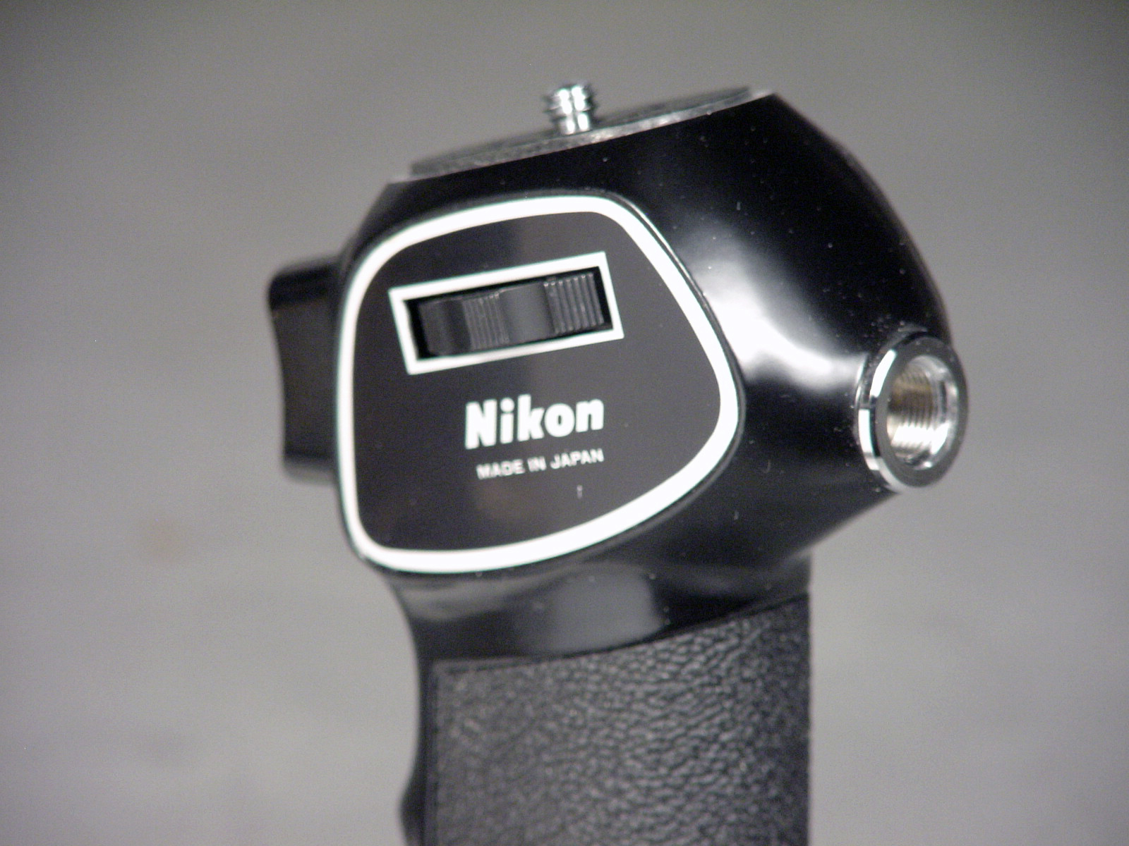 Nikon Nikkor Camera Lens Pistol Grip Model 2 Shutter