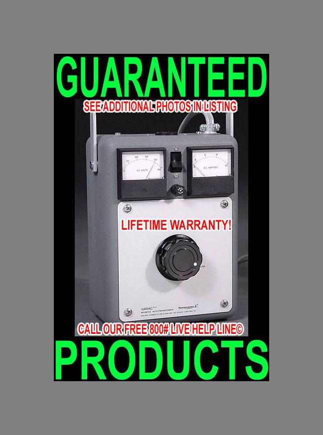 Details about DUAL METERED 3000 WATT VARIAC 4 AUDIO RESEARCH 600MKIII AUDIO  TUBE AMP AMPLIFIER
